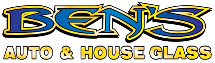Ben's Auto & House Glass Logo